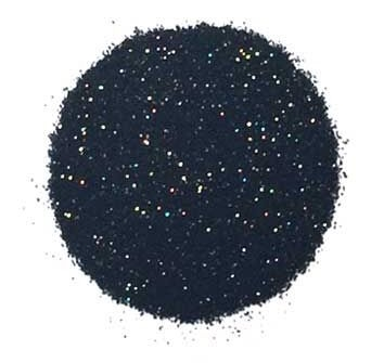 Hro Arts Black Sparkle Embossing Powder