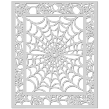 Hero Arts Stencil SPIDER WEB SA081