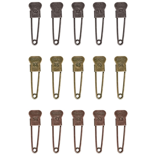 Tim Holtz Idea-ology TRINKET PINS Pin Hardware Fasten TH92720 Preview Image