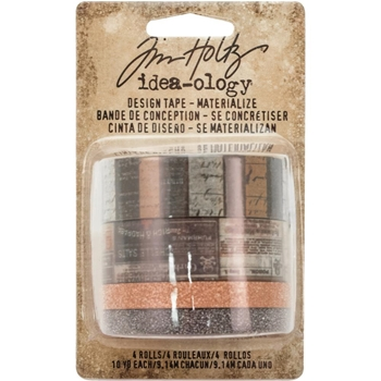 RESERVE Tim Holtz Idea-ology MATERIALIZE Design Tape TH93316