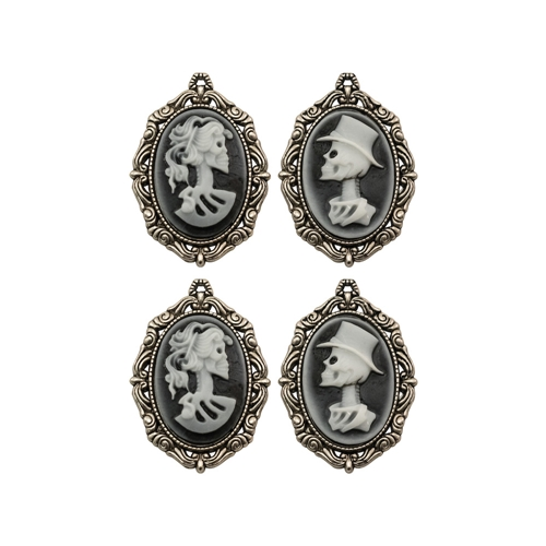 Tim Holtz Idea-ology CRYPT CAMEOS Findings TH93602 Preview Image