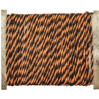 RESERVE Tim Holtz Idea-ology ORANGE AND BLACK Jute String TH93315