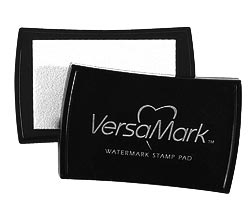 Versamark Clear Watermark Ink