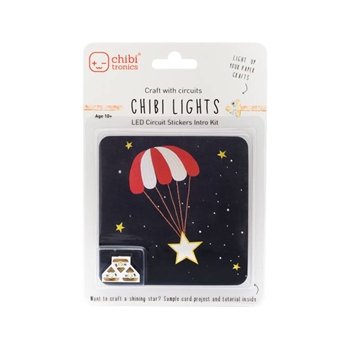 Chibitronics CIRCUIT STICKERS Intro Pack 675384