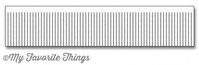 My Favorite Things MINI FRINGE Die-Namics MFT919 zoom image