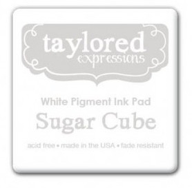 Taylored Expressions Premium Ink - SUGAR CUBE MINI INK PAD TEMIDM17 Preview Image
