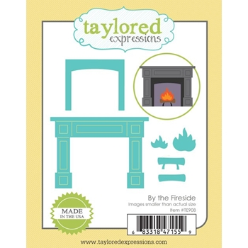 Taylored Expressions BY THE FIRESIDE Die Set TE908