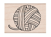 Hero Arts Rubber Stamp YARN A6081
