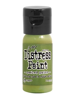 Tim Holtz Flip Top Distress Paint PEELED PAINT Ranger TDF53156 zoom image
