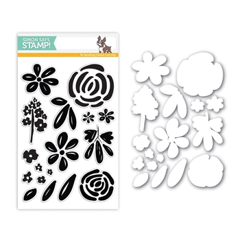 Simon Says Stamps and Dies BLOOMING DAY Set260BD