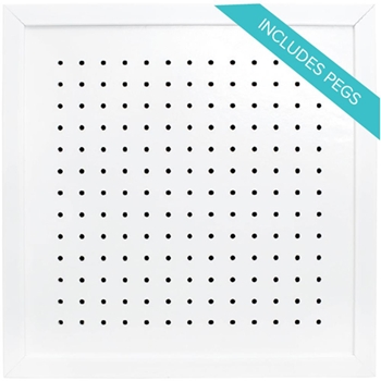 We R Memory Keepers PEGBOARD FRAME Shadow Box 660879