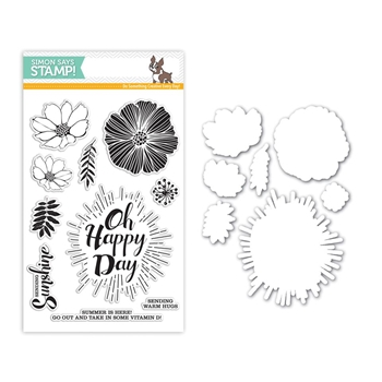Simon Says Stamps And Dies OH HAPPY DAY Set272HD
