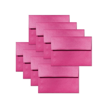 Simon Says Stamp Envelopes METALLIC DOLL PINK ssse23