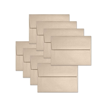 Simon Says Stamp Envelopes METALLIC KHAKI SSSe26 STAMPtember