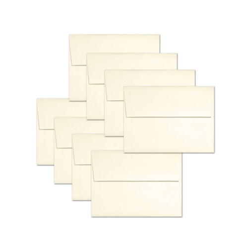 Simon Says Stamp Envelopes METALLIC CREAM ssse28 Preview Image