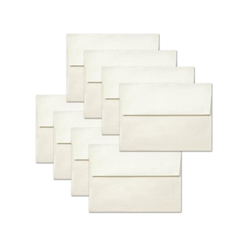 Simon Says Stamp Envelopes METALLIC IVORY ssse30