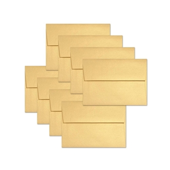Simon Says Stamp Envelopes METALLIC GOLD ssse31