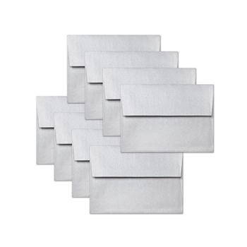 Simon Says Stamp Envelopes METALLIC SILVER ssse32