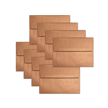 Simon Says Stamp Envelopes METALLIC COPPER ssse34
