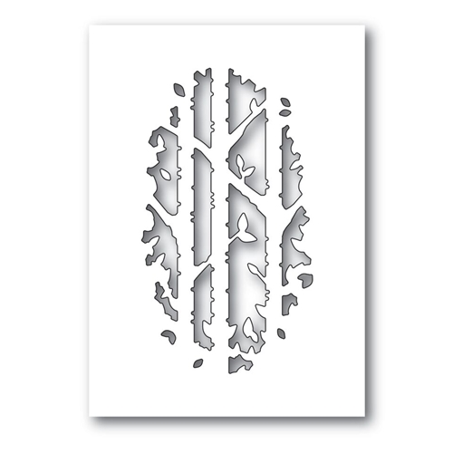 Simon Says Stamp Birch Tree Window Die