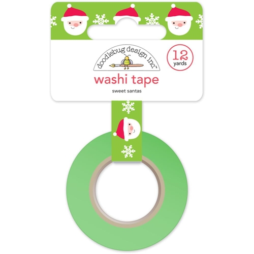 Doodlebug SWEET SANTAS Washi Tape 5328 Preview Image