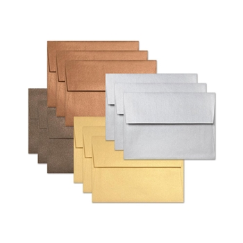 Simon Says Stamp Envelopes SET OF METALLICS ssse35 STAMPtember