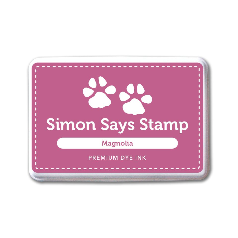 Simon Says Stamp Premium Dye Ink Pad MAGNOLIA ink070 STAMPtember