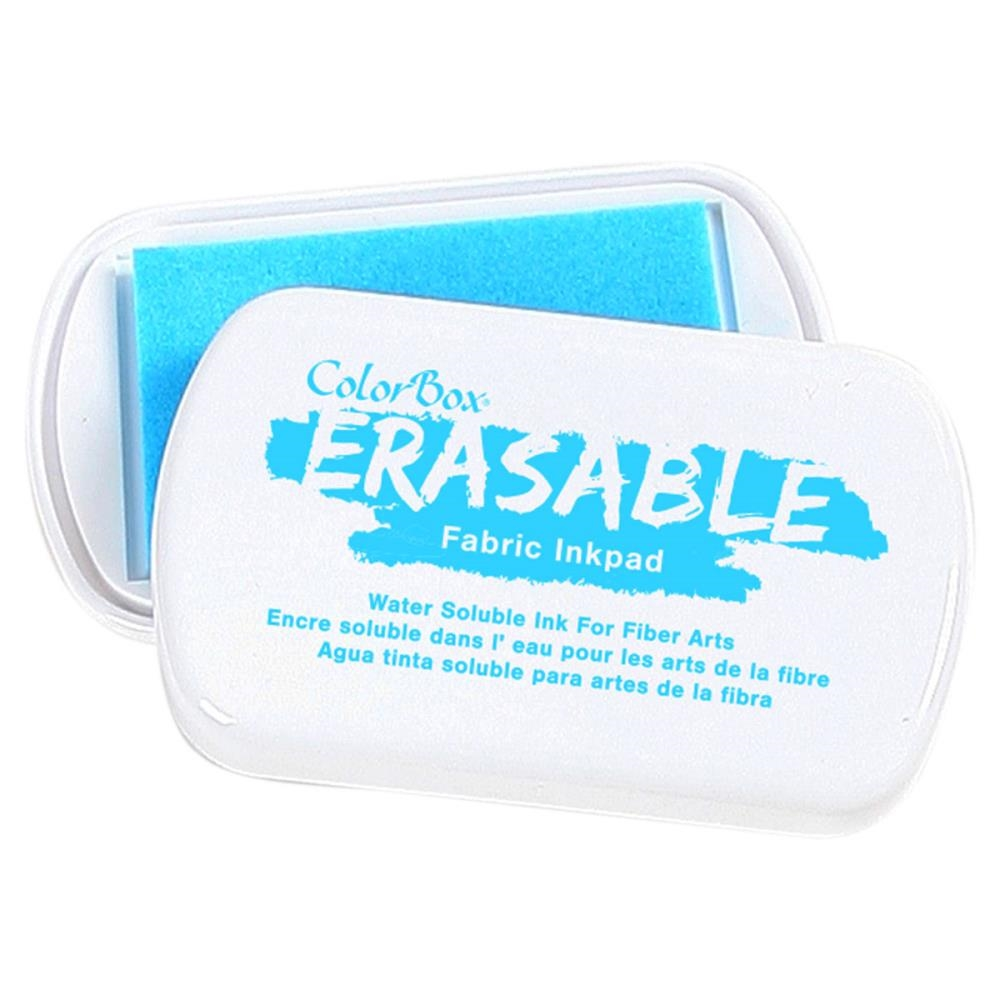 Clearsnap Colorbox ERASABLE FABRIC INK PAD 35411 zoom image