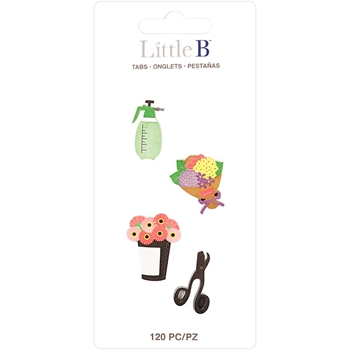 Little B FLOWER SHOP Tabs 102144*