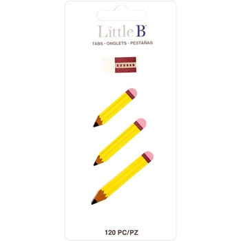 Little B SCHOOL Tabs 102142