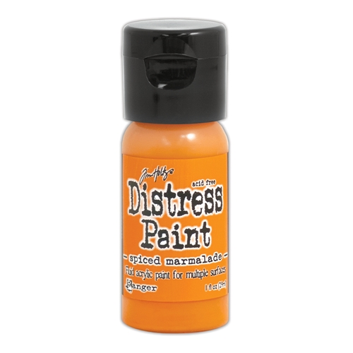 Tim Holtz Flip Top Distress Paint SPICED MARMALADE Ranger TDF53279 Preview Image