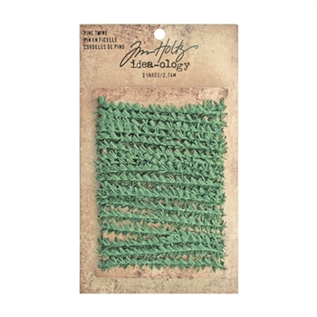Tim Holtz Idea-ology PINE TWINE Garland TH93340