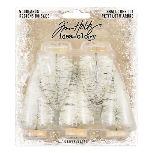 Tim Holtz Small Woodland Trees