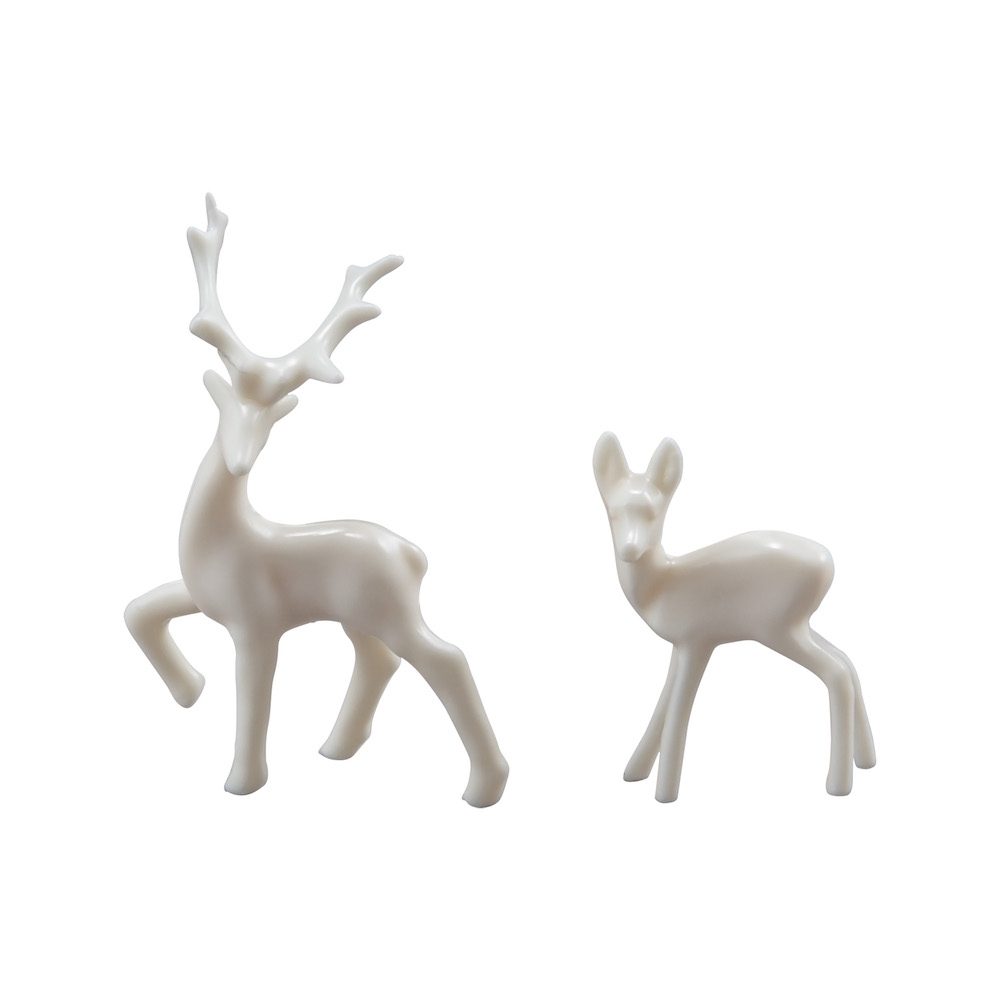 Tim Holtz Idea-ology DECORATIVE DEER Findings TH93640 zoom image