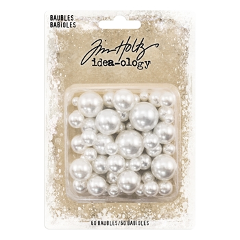 RESERVE Tim Holtz Idea-ology BAUBLES Findings th93759