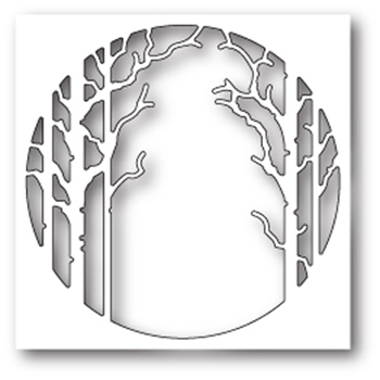Memory Box TREE BRANCH CIRCLE Craft Die 99588