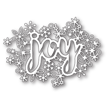 Memory Box WINTERTIME JOY Craft Die 99589