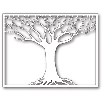 Memory Box MIGHTY OAK FRAME Craft Die 99593