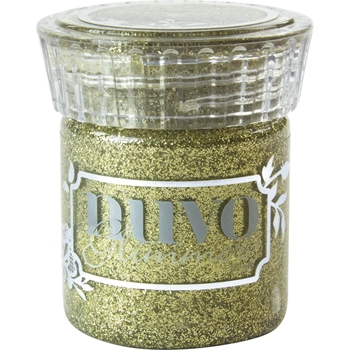 Nuvo Golden Crystal Glimmer Paste
