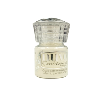 Tonic CRYSTAL CLEAR Nuvo Embossing Powder 603N