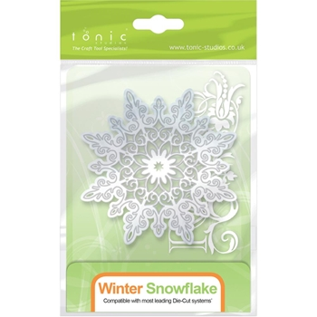 Tonic SNOW CRYSTAL Rococo Die 1016E