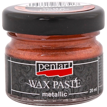Pentart COPPER Metallic Wax Paste 4429