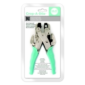 We R Memory Keepers CROP-A-DILE Eyelet and Snap Punch 70907