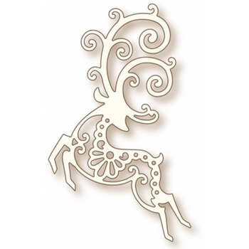 Wild Rose Studio REINDEER Die Set SD074*