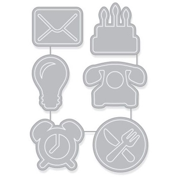 Hero Arts HANDY ICONS Dies DI324