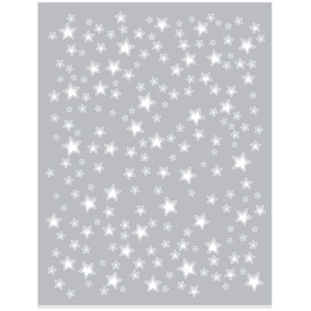 Hero Arts STAR CONFETTI Fancy Cuts Dies DI331