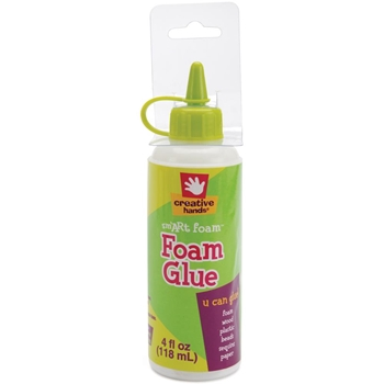 Creative Hands FOAM GLUE 4oz 91352