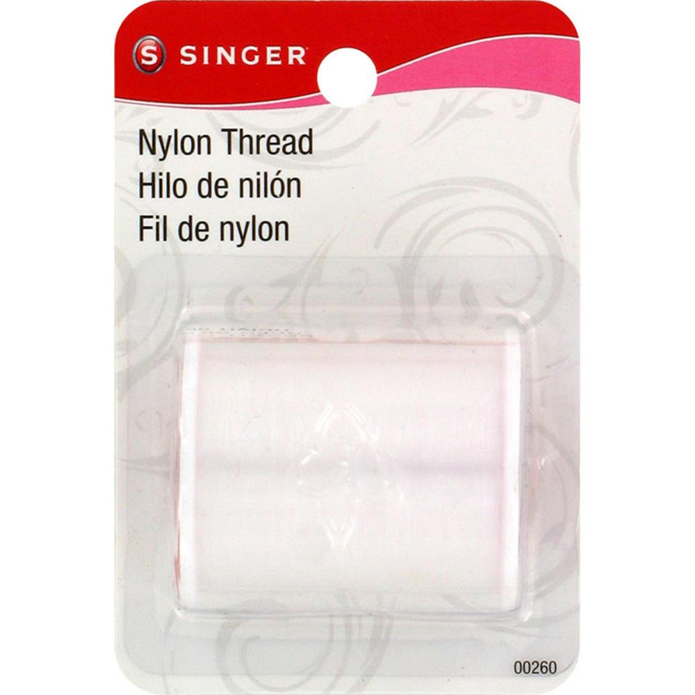 Singer Clear Thread 135 Yards