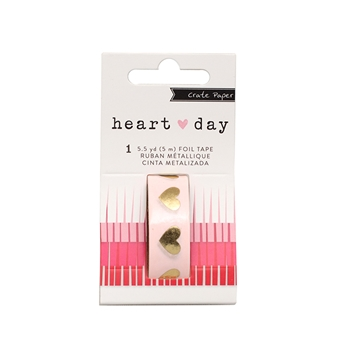 Crate Paper HEART DAY Washi Tape 375921