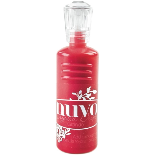 Nuvo Crystal Drops - Red Berry
